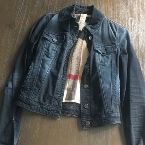 Burberry Brit Denim Jacket
